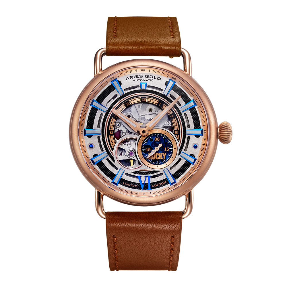 ARIES GOLD ROCKY LIMITED EDITION INVINCIBLE G 9013 RG-W