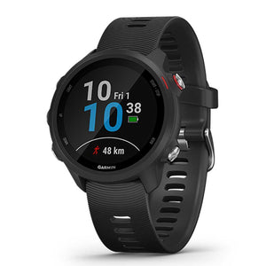 GARMIN FORERUNNER 245 MUSIC BLACK GM-010-02120-A0 SMARTWATCH