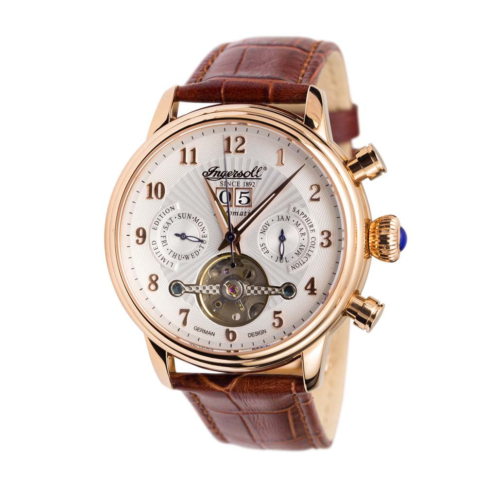 INGERSOLL HARVARD AUTOMATIC IN1510RWH MEN'S WATCH