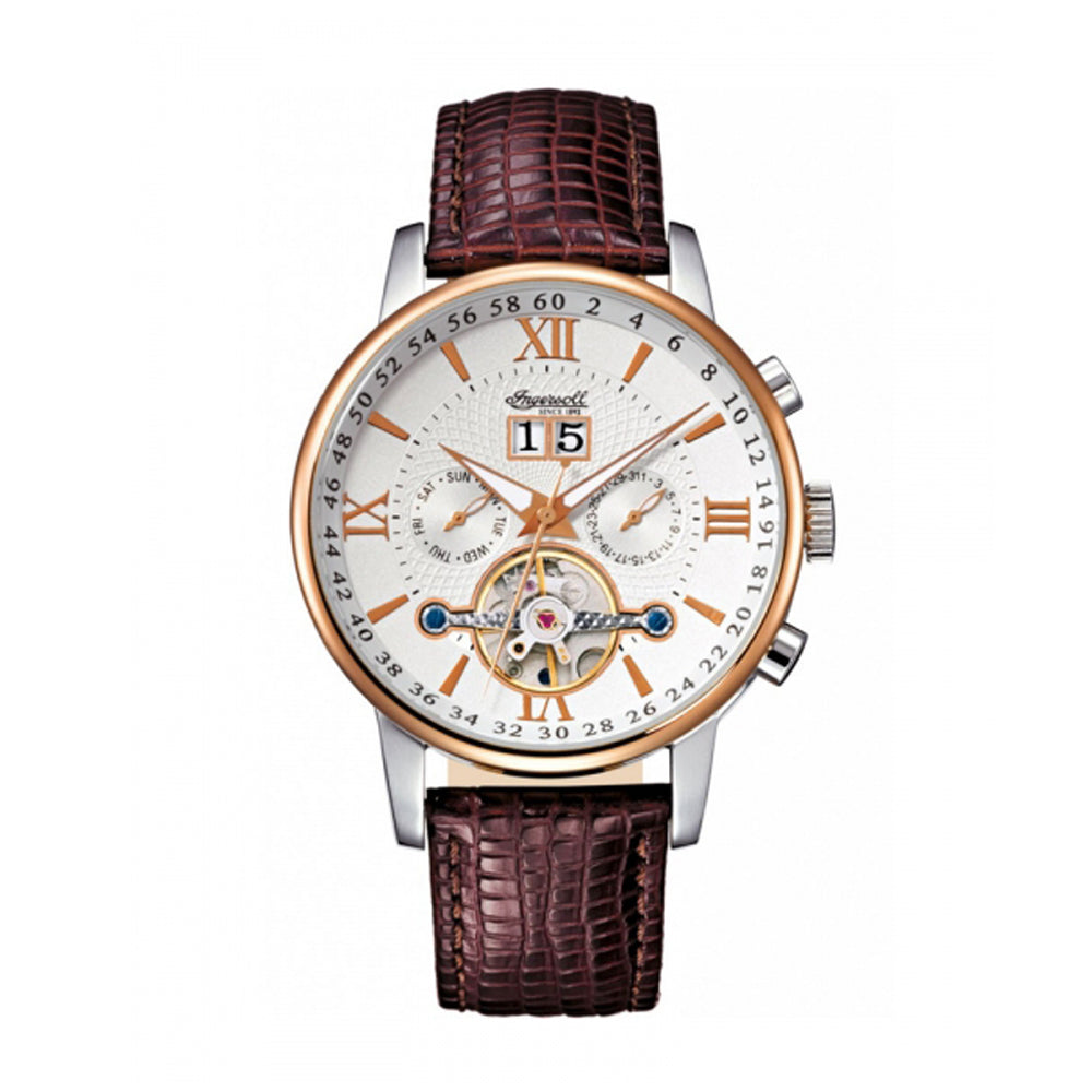INGERSOLL GRAND CANYON IV AUTOMATIC IN6900RWH MEN'S WATCH
