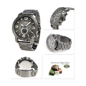 FOSSIL NATE CHRONOGRAPH JR1437 MEN'S WATCH