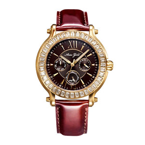 ARIES GOLD ENCHANT ROSA L 1159 G-BR WOMEN'S WATCH