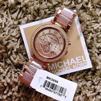 MICHAEL KORS PARKER CHRONOGRAPH MK5896 WOMEN'S WATCH