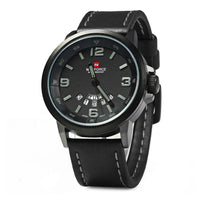 NAVIFORCE NF9028 B/B/GY MEN'S ANALOG WATCH