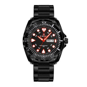 NAVIFORCE NF9105 B-B-R MEN'S ANALOG WATCH