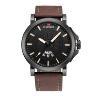 NAVIFORCE NF9125-B-Y-D.BN MEN'S ANALOG WATCH