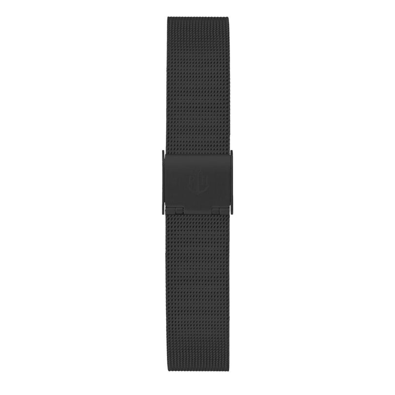 PAUL HEWITT PH-M-BM-4S MESH BLACK STRAP