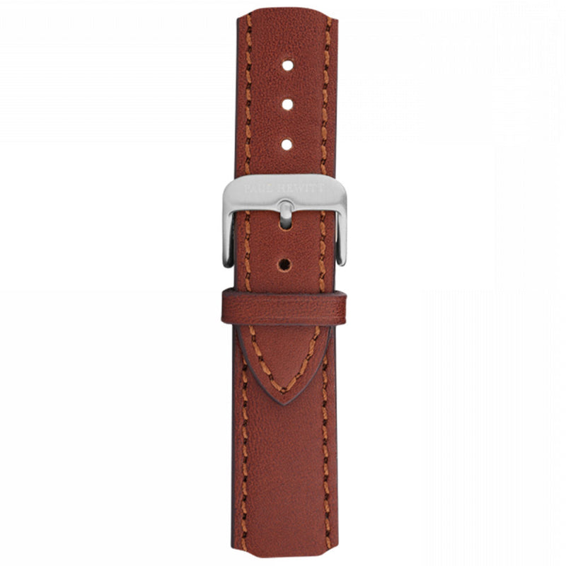 PAUL HEWITT ACCESSORY WATCH STRAP STAINLESS STEEL BROWN