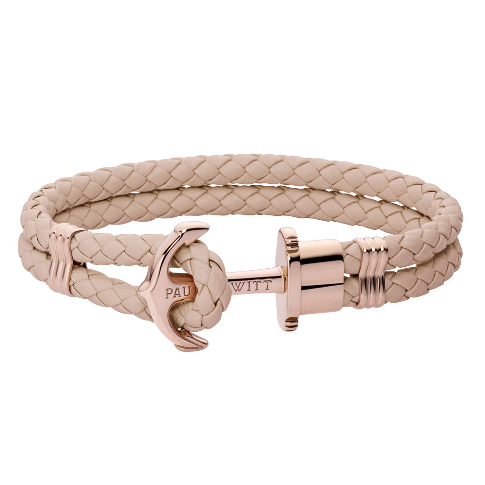 PAUL HEWITT PHREP ANCHOR PH-PH-L-R-H WOMEN'S BRACELET