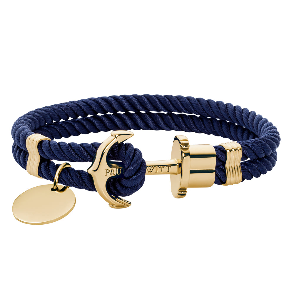 PAUL HEWITT PHREP ANCHOR PH-PH-N-G-N MEN'S BRACELET