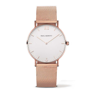 PAUL HEWITT SAILOR LINE WHTIE SAND PH-SA-R-SM-W-4S WOMEN'S WATCH