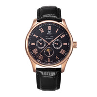 WULF LYCAN WF03.03 SWISS MECHANICAL MEN'S WATCH