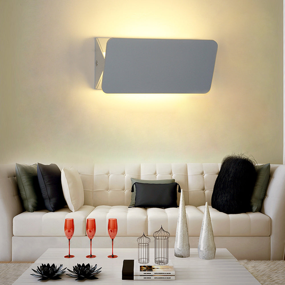 Aluminum Nordic Style Wall Sconce - Nordic Interior Central