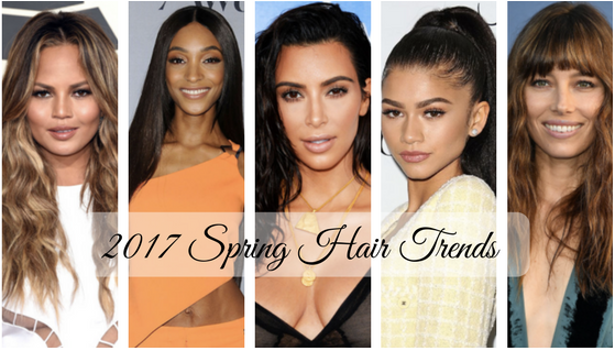 2017 Spring Hair Trends
