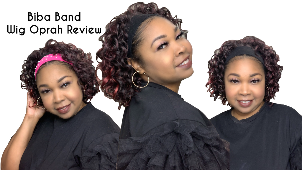 Biba Band Wig Oprah Wig Review
