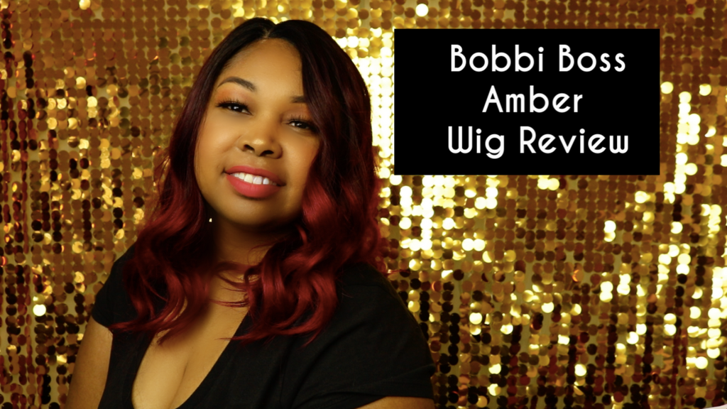 Bobbi Boss Amber Wig Review