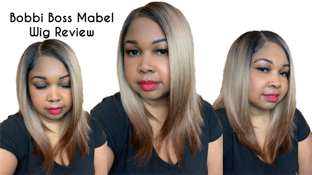 Bobbi Boss Mabel Wig Review