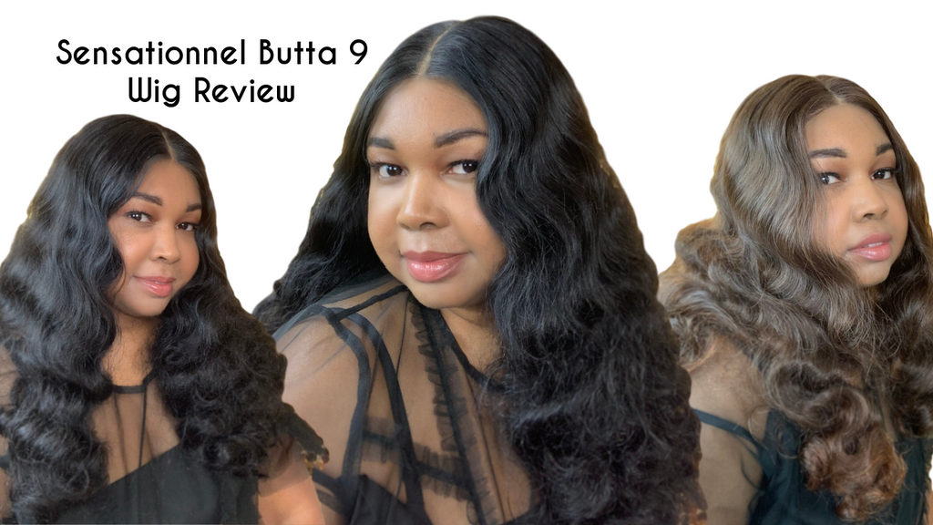 Sensationnel Butta Lace 9 Wig Review