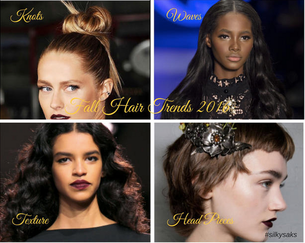 2016 Fall Hair Trends