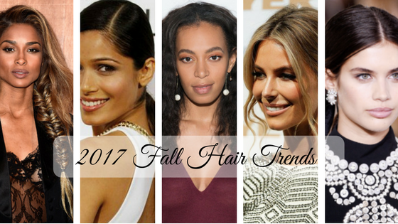 2017 Fall Hair Trends