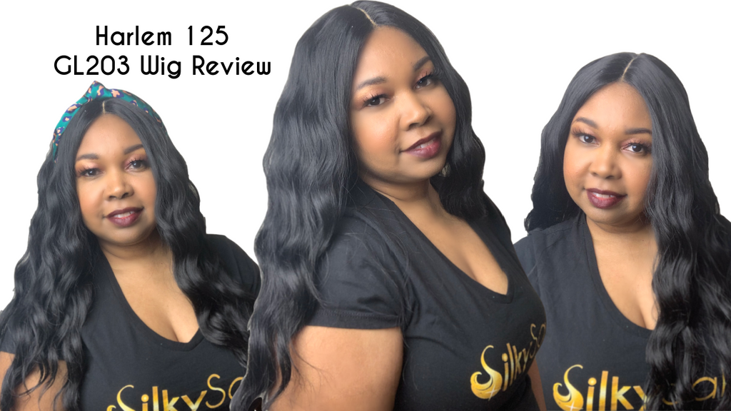 Harlem 125 GL203 Wig Review