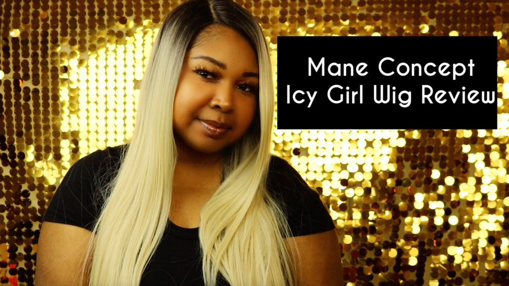 Mane Concept Icy Girl Wig Review