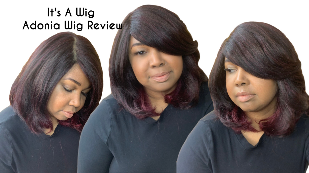 It's A Wig Adonia Wig Review