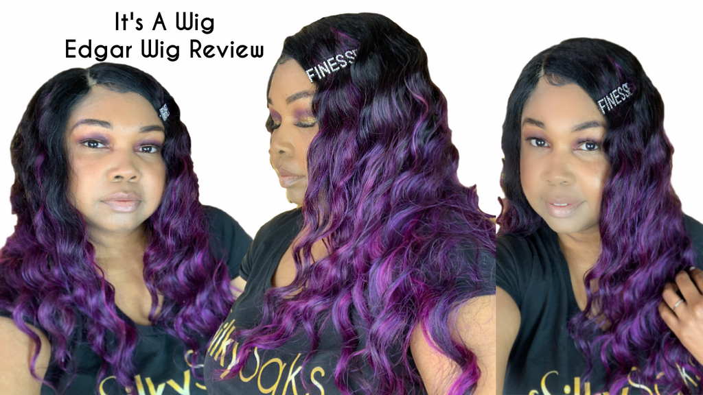 It's A Wig Edgar Wig Review