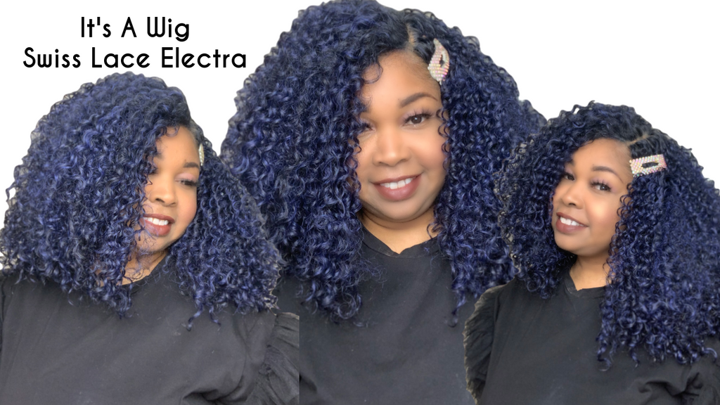 It's A Wig Swiss Lace Electra Wig