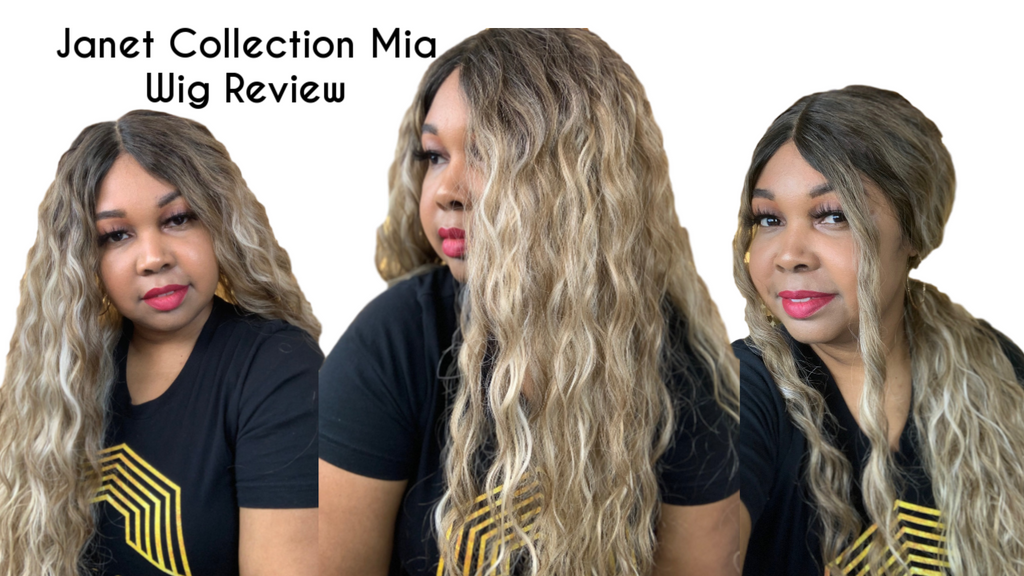 Janet Collection Mia Wig Review