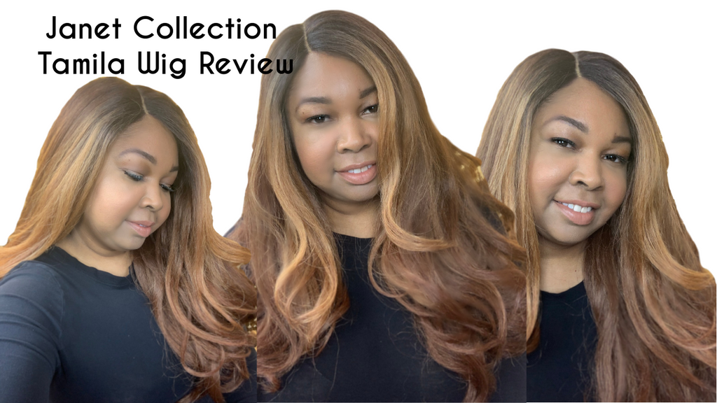 Janet Collection Tamila Wig Review
