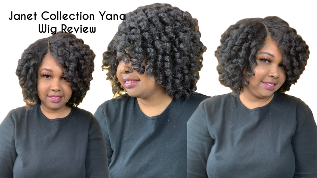 Janet Collection Yana Wig Review