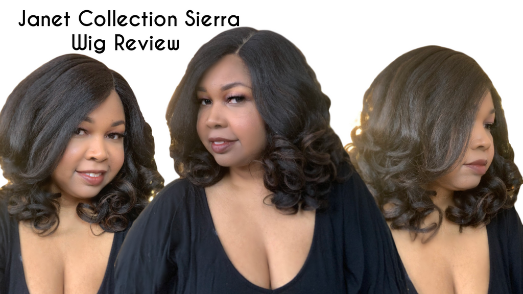Janet Collection Sierra Wig Review
