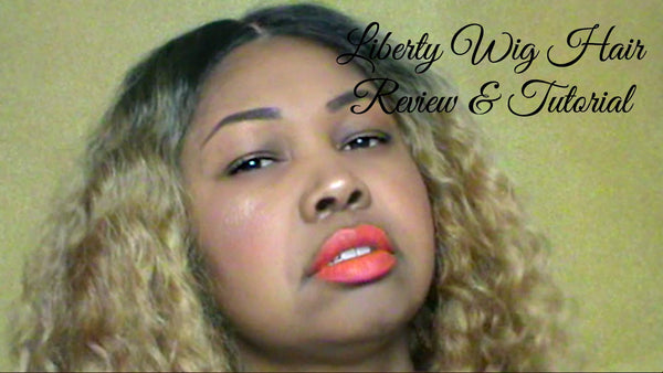 FreeTress Equal Liberty Wig Review & Hair Tutorial