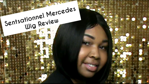 Sensationnel Mercedes Wig Review