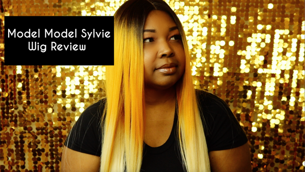 Model Model Sylvie Wig Review