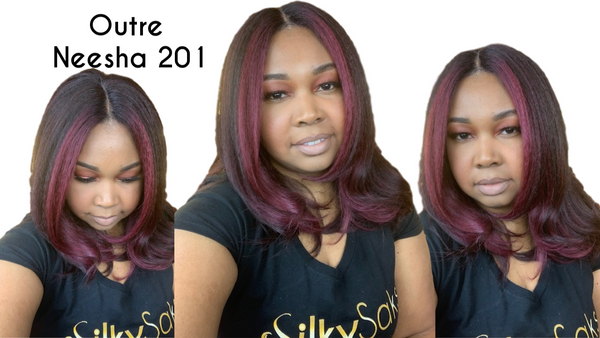 Outre Neesha 201 Wig Review