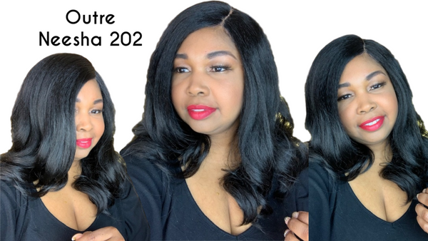Outre Neesha 202 Wig Review