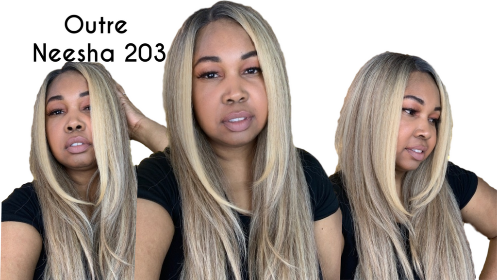 Outre Neesha 203 Wig Review