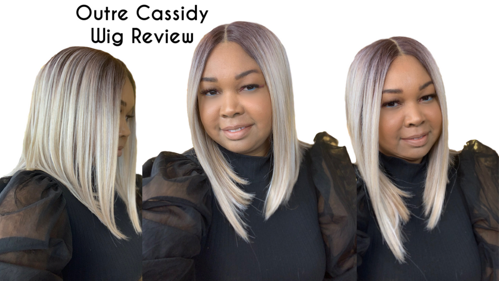 Outre Cassidy Wig Review