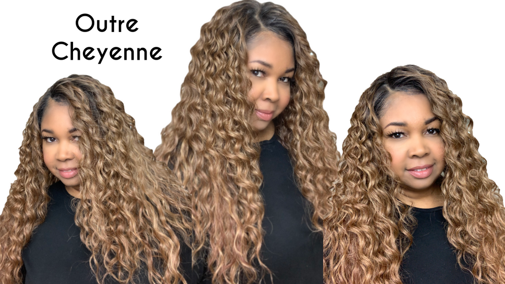 VERY DETAILED| Outre Cheyenne Wig Review