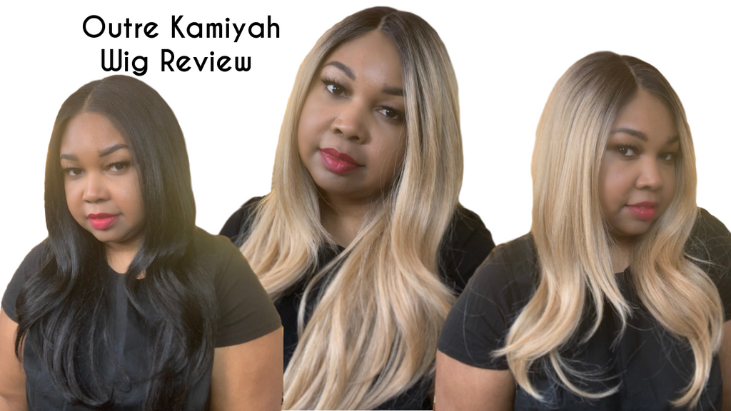 Outre Kamiyah Wig Review