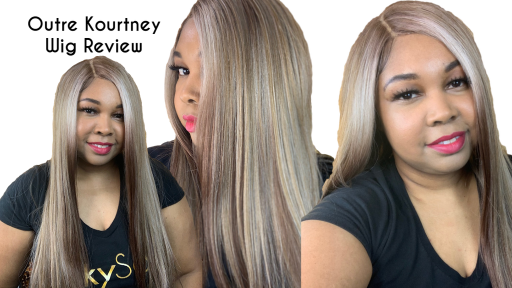 Outre Kourtney Wig Review