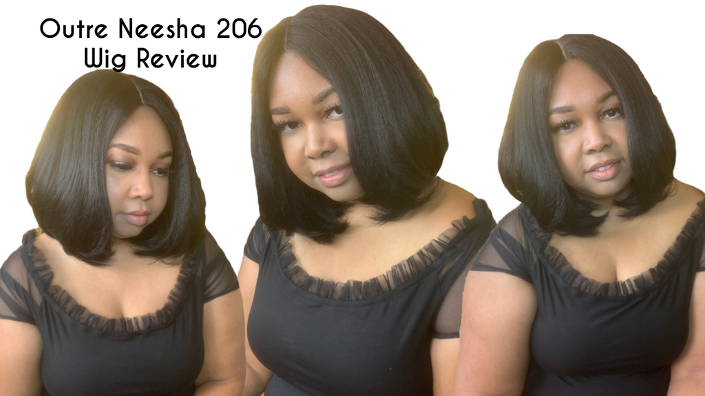 Outre Neesha 206 Wig Review