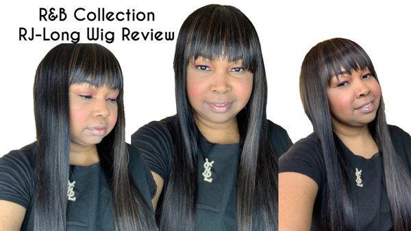 R&B Collection RJ Long Wig Review