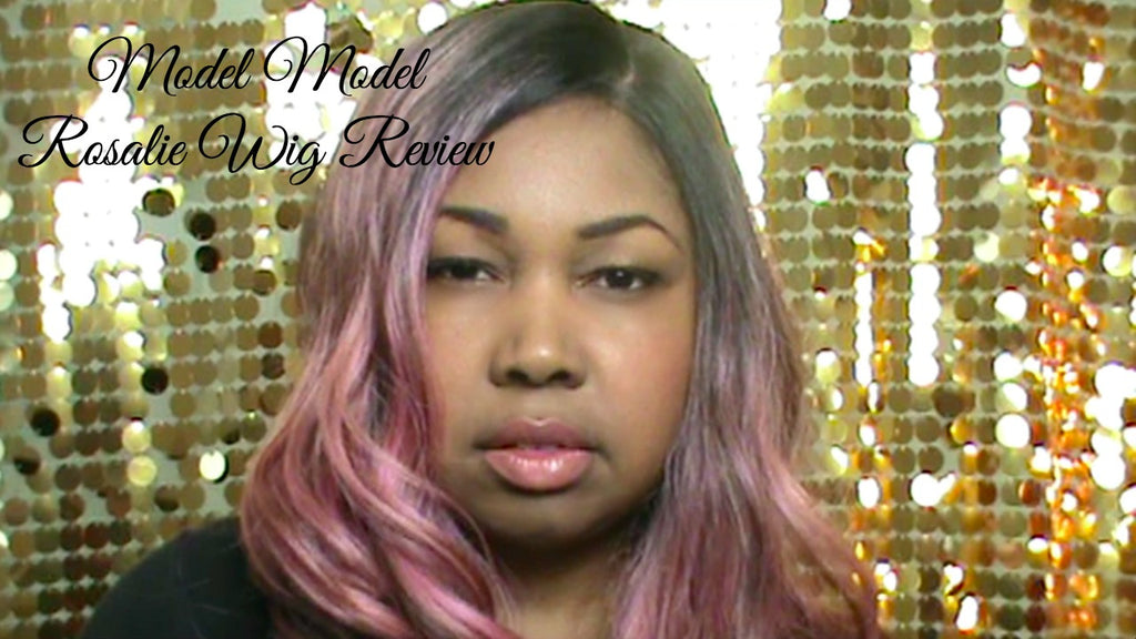 Model Model Rosalie Wig Review