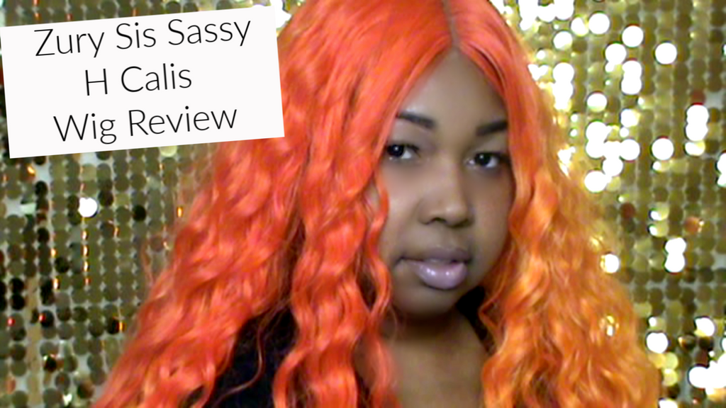 Zury Sis Sassy H-Calis Wig Review