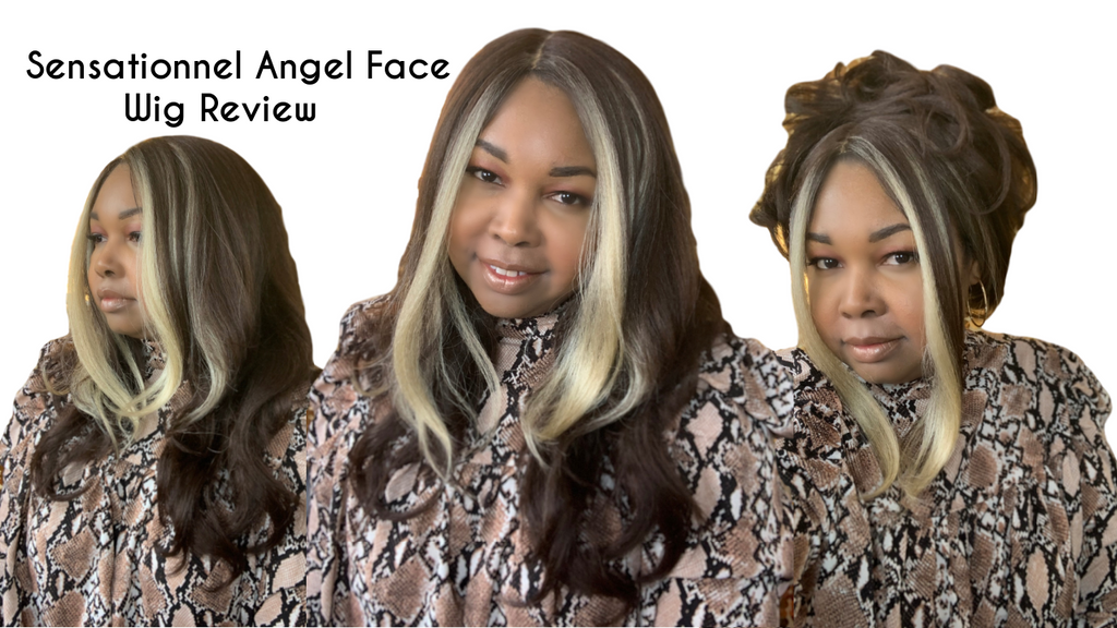 Sensationnel Angel Face Wig Review