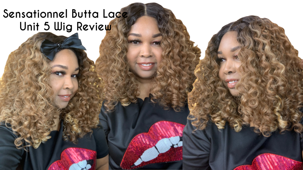Sensationnel Butta Lace Unit 5 Wig
