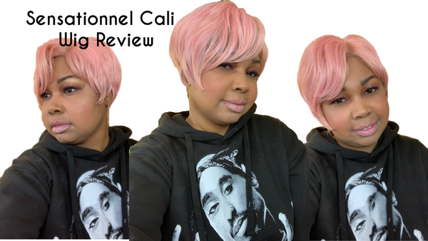 Sensationnel Cali Wig Review